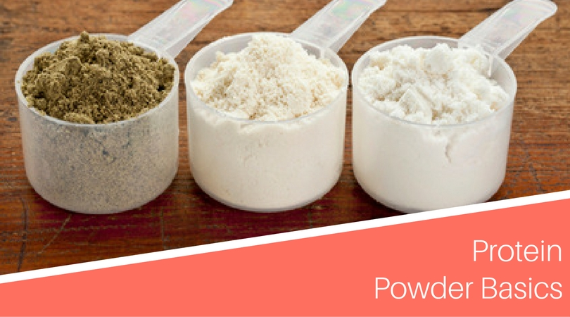 Protein Powder Basics