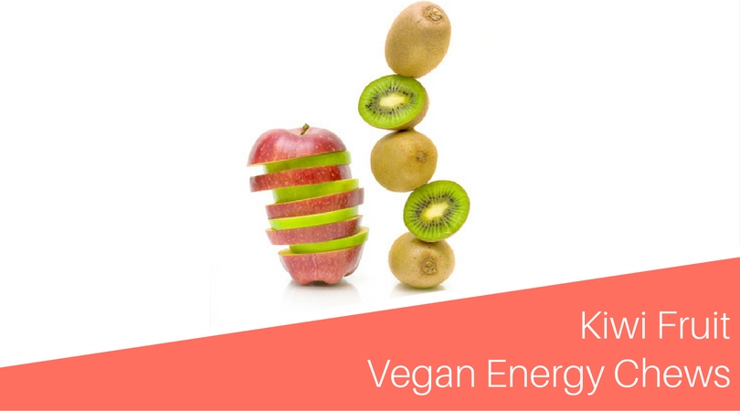 Kiwi Fruit Vegan Energy Chews