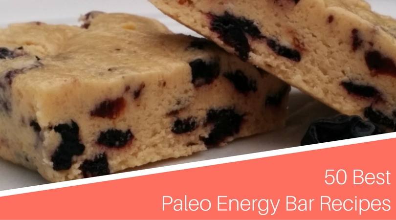 50 Best Paleo Energy Bar Recipes