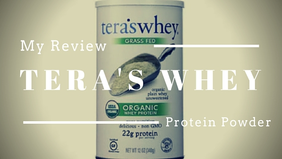 Tera's Whey protein reviews