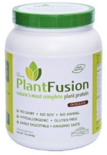 plant fusion protein powder review