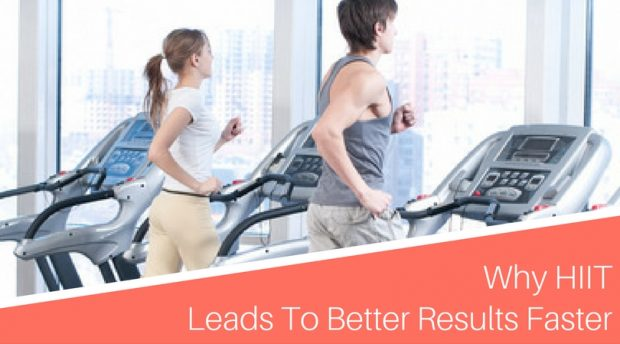 Why HIIT Leads To Better Results Faster