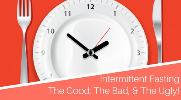 Intermittent Fasting & The 16 8 Diet