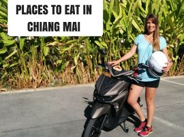 My Favorite Places to Eat in Chiang Ma