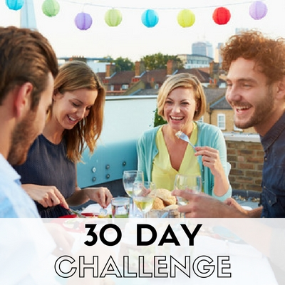 30 day challenge - Real Energ Food