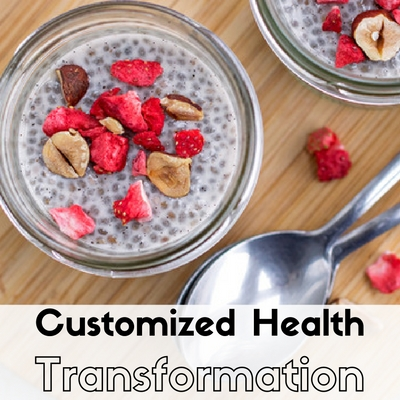 customized health transformation Real Energy Food