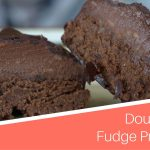 Double Choc Fudge Protein Bar