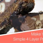 How to Make Protein Bars - My 4 Layer Bar