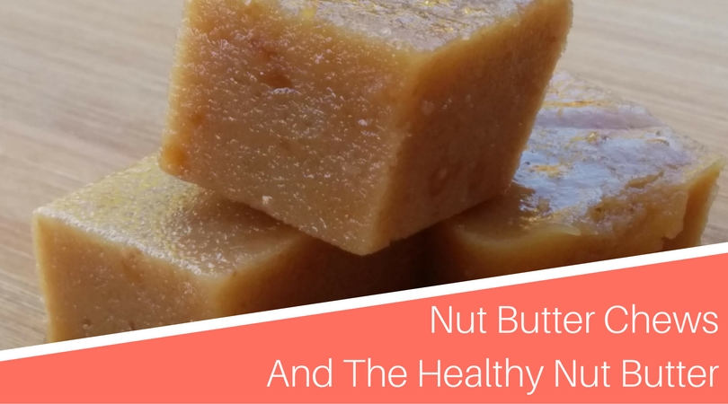 healthy nut butter