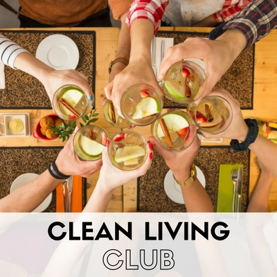 clean living club - Real Energy Food